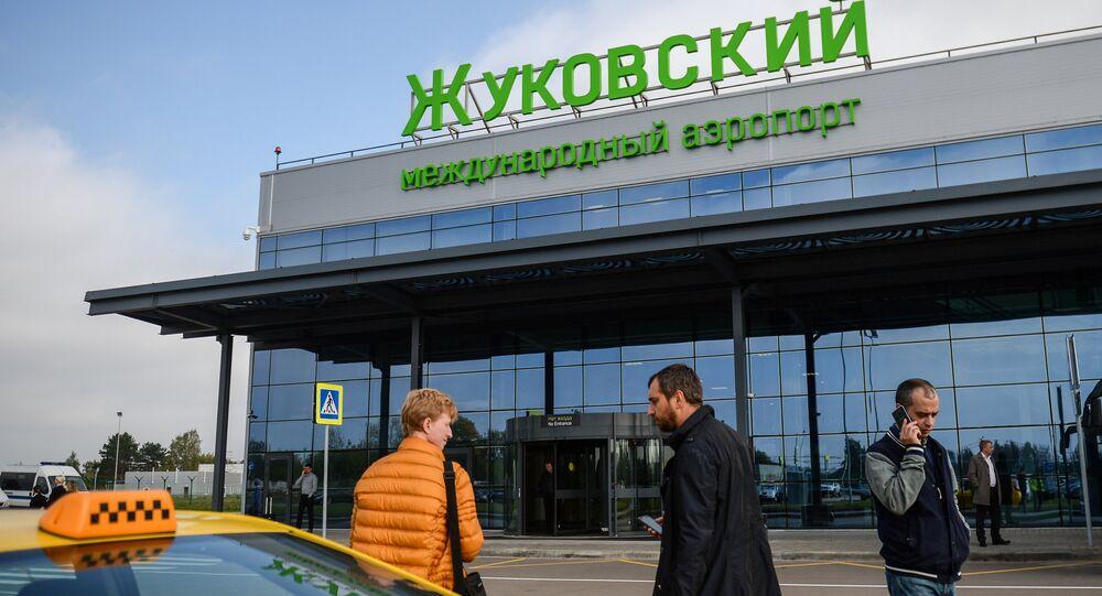 Zhukovsky Airport. File photo