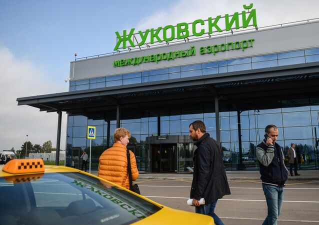 Zhukovsky Airport. File photo