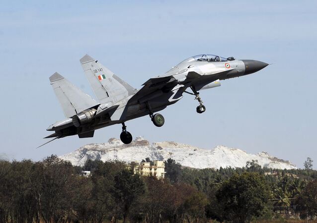 Indian Air Force Su-30MKI