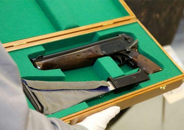 TP-82 handgun