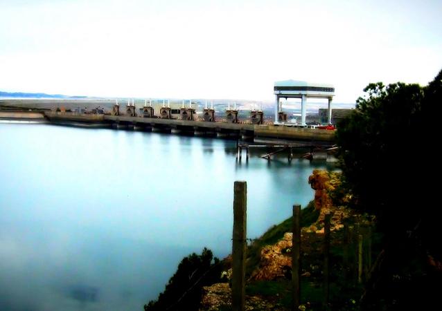 The Tabqa Dam