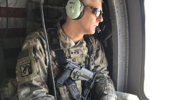 U.S. Army Lt. Gen. Stephen Townsend - Sputnik International