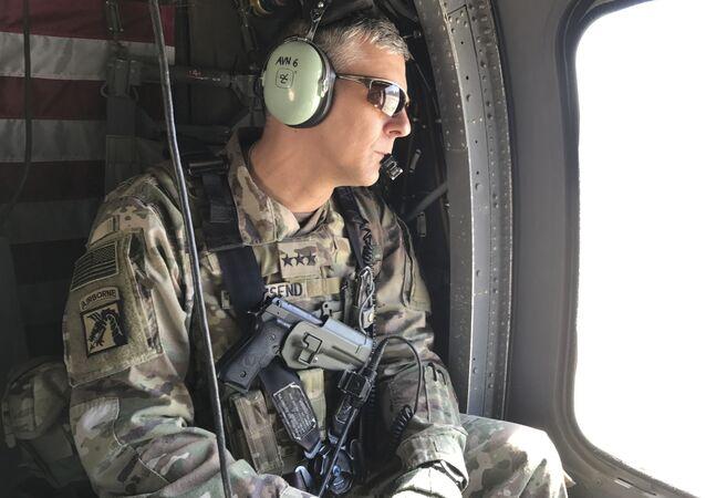 U.S. Army Lt. Gen. Stephen Townsend