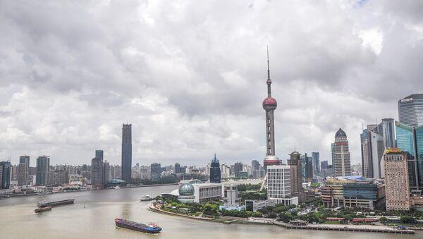 Shanghai view - Sputnik International