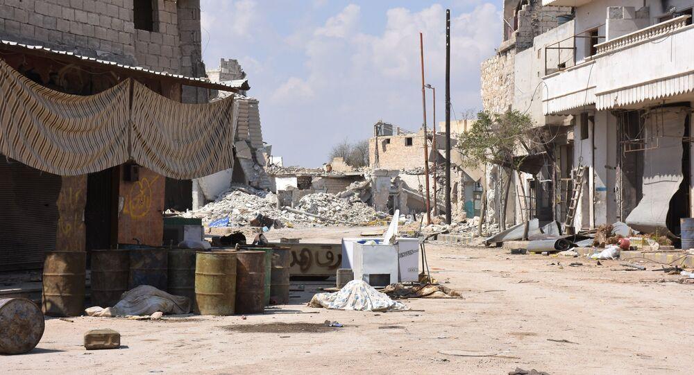 Aleppo, Syria, March 2017