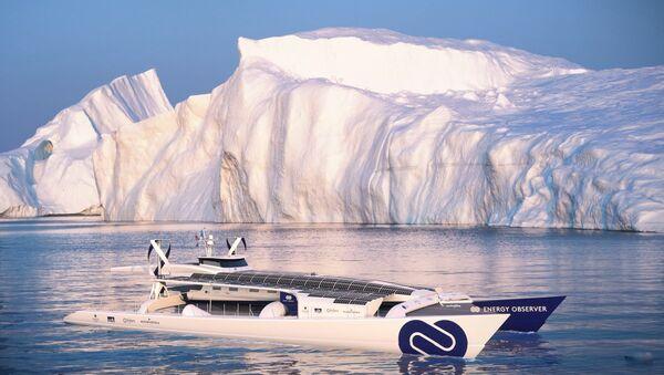 Energy Observer - The Hydrogen Powered Yacht. - Sputnik International