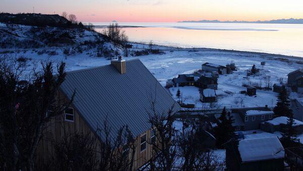Neighborhood of Ninilcik village, Alaska - Sputnik International