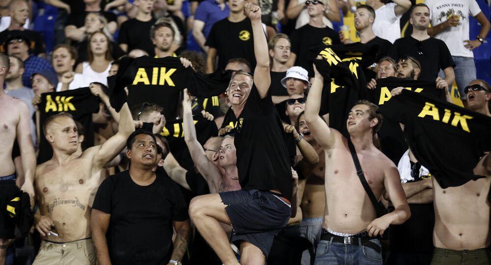 AIK's soccer fans (File)