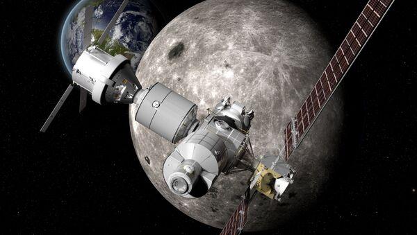 Boeing Deep Space Gateway - Sputnik International