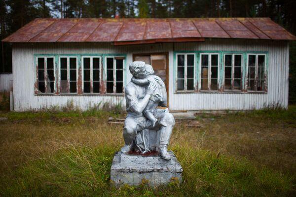 Ghosts of the Soviet Era: Creepy Charm of Abandoned and Rundown Places - Sputnik International