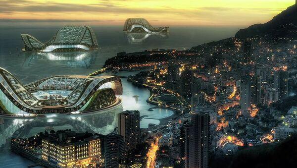 Ocean Cities - Sputnik International