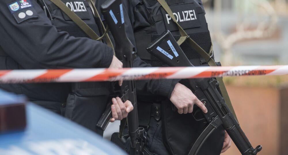 Germany police. (File)