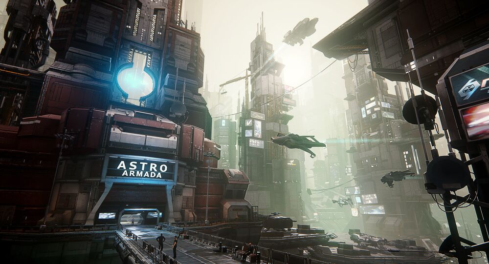 """""""Star Citizen"""": How Gamers Created Their Own Universe"""