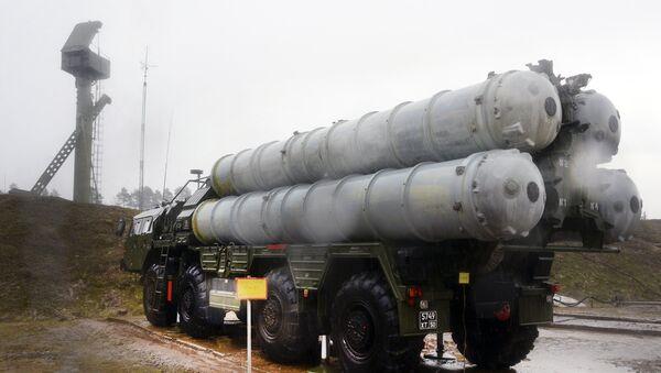 Russian Air Defense Forces - Sputnik International