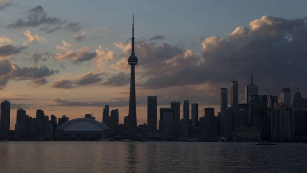 the Toronto skyline - Sputnik International