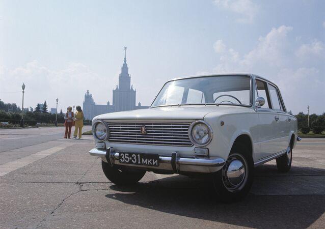 VAZ-2101 car