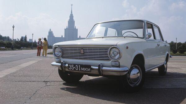 VAZ-2101 car - Sputnik International