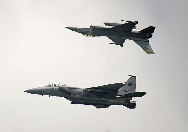 Singapore F-15
