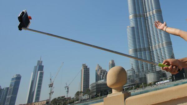 Selfie stick. (File) - Sputnik International