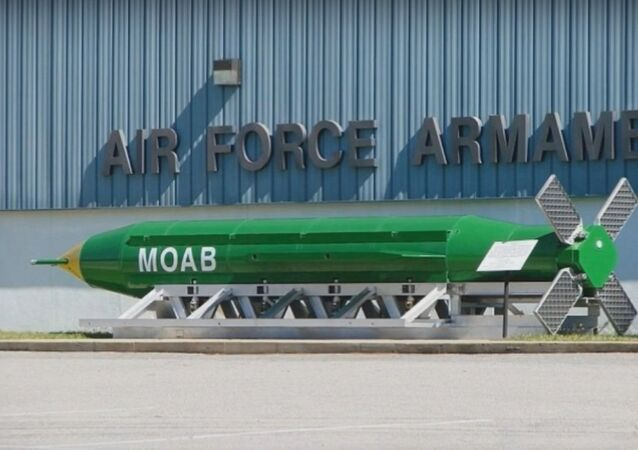 Mother of All Bombs (MOAB)