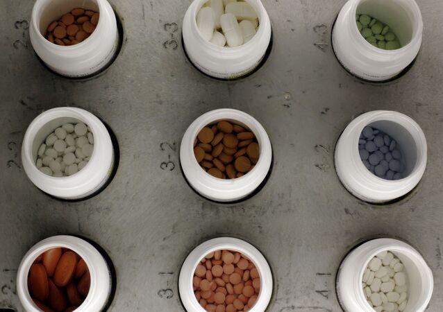 various prescription drugs