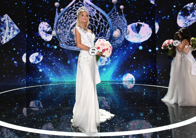 Miss Russia 2017 pageant finals