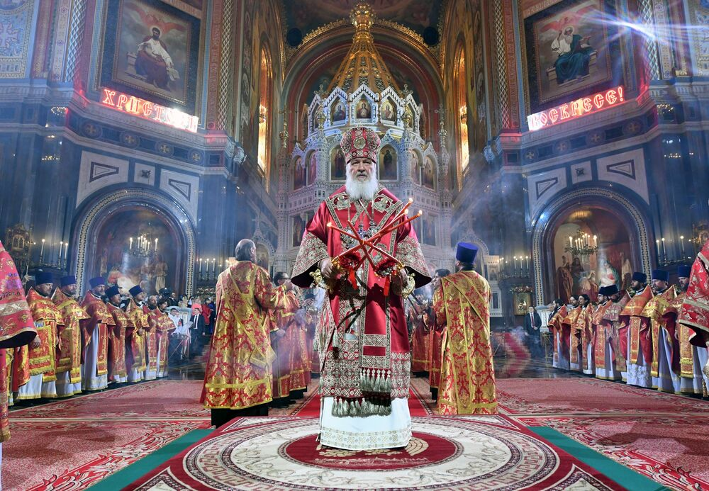 Easter Celebration in Russia and Around the World