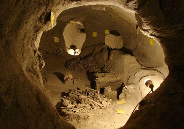 Samen underground city