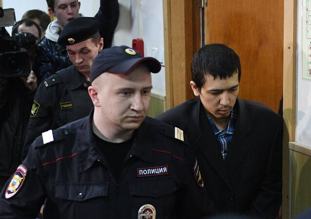 Basmanny court considers detention of Abror Azimov