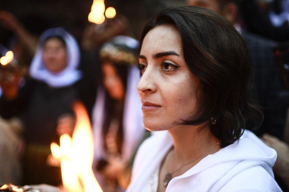 Celebration of Hope: Yazidi New Year in Iraq