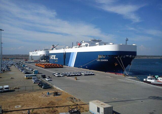 Port of Hambantota
