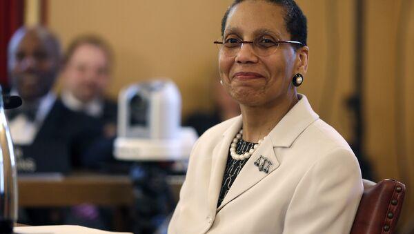 Justice Sheila Abdus-Salaam - Sputnik International