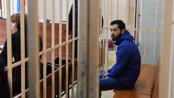 Examining investigation's request for Akram Azimov's arrest - Sputnik International