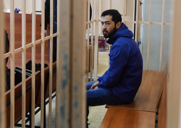 Examining investigation's request for Akram Azimov's arrest