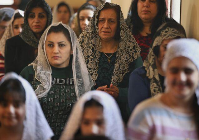 Assyrian Christian women. (File)
