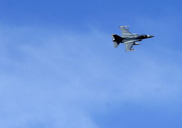 U.S. military fighter jet. (File)