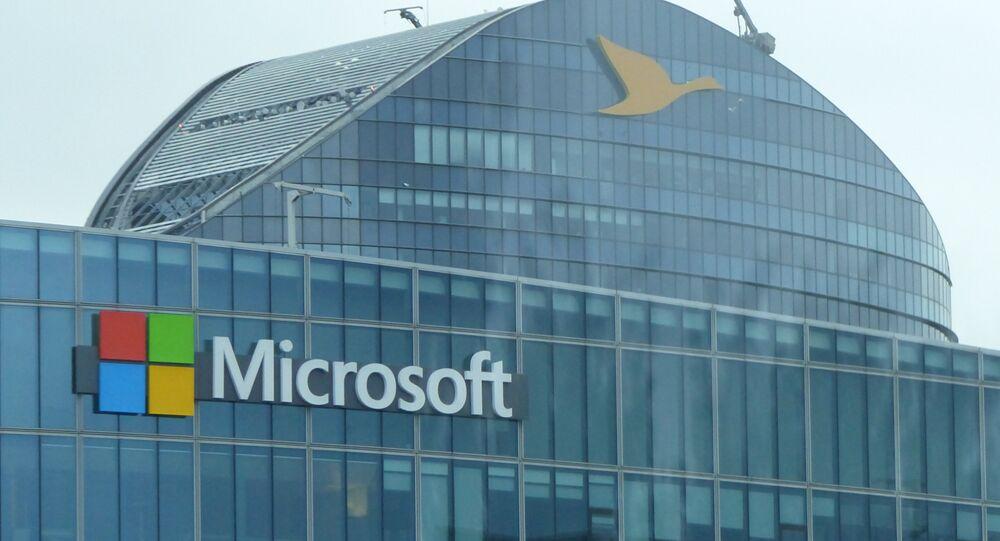 Microsoft European HQ - Paris. France