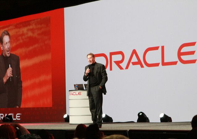 Larry Ellison, chairman of Oracle Corp