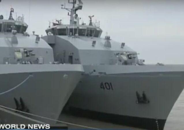 Iraqi Navy vessels