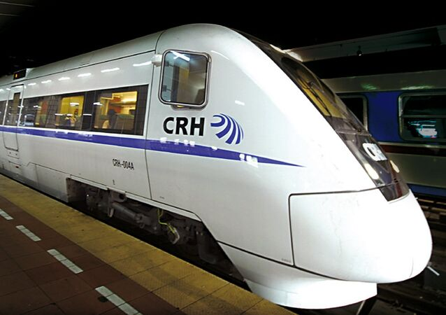 High speed Train CRH1