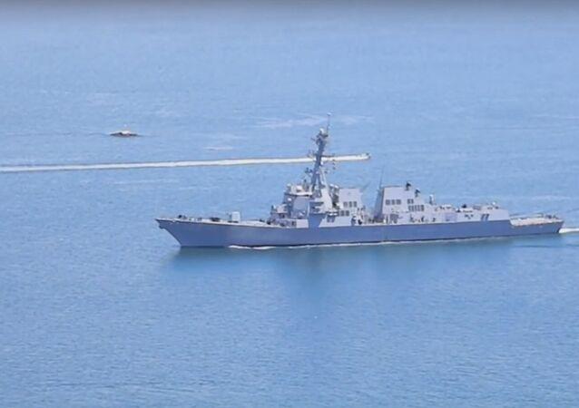 USS Wayne E. Meyer (DDG 108)