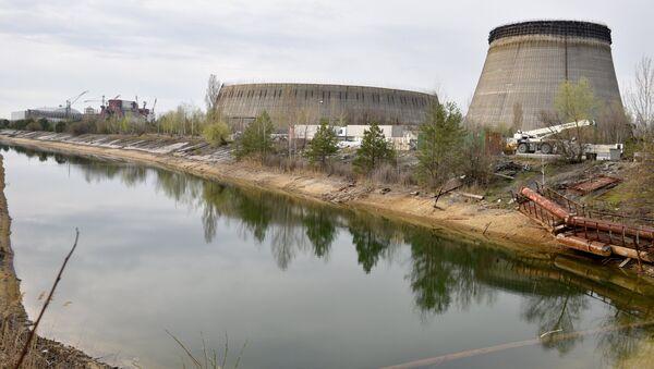 Chernobyl Exclusion Area - Sputnik International