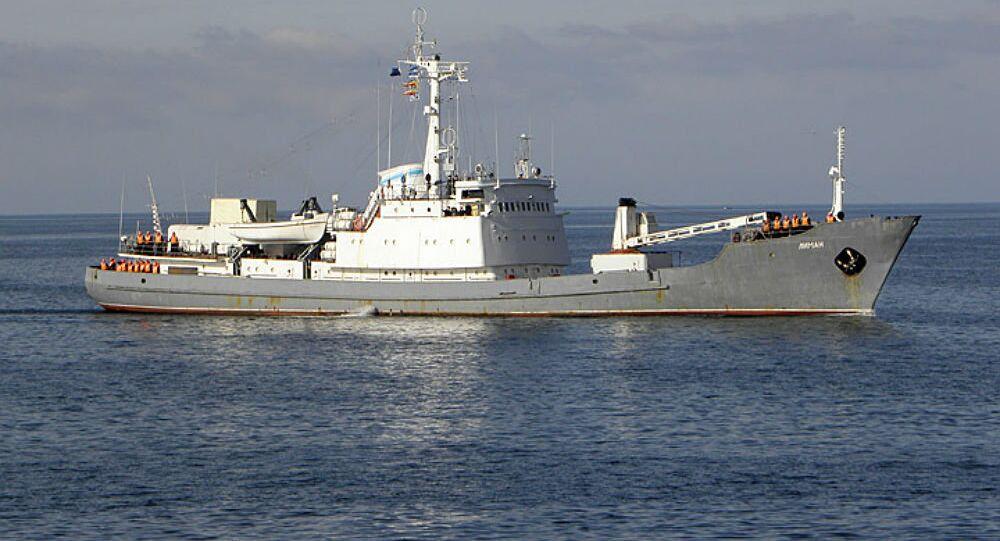 The Liman vessel