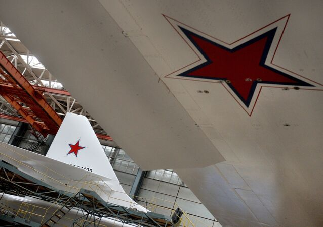 Overhaul of Tu-160 planes at Kazan Aircraft Plant. File photo