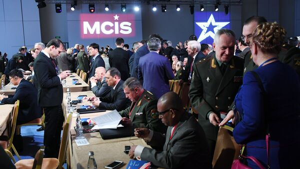 6th Moscow Conference on International Security - Sputnik International