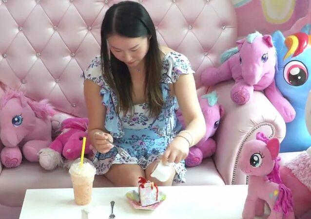 Bangkok's Unicorn Cafe
