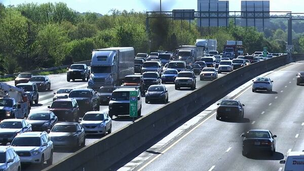 Traffic is bumper to bumper - Sputnik International