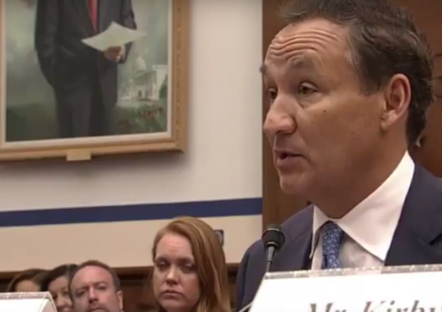 United CEO Speaks Before Congress
