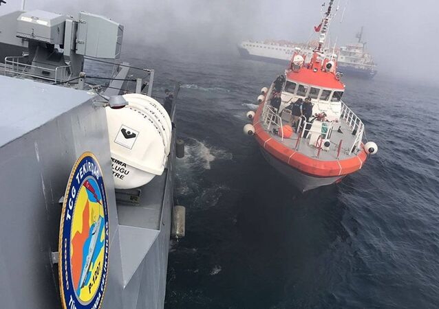 Russian military divers have launched an operation to salvage secret equipment from the sunken Black Sea Fleet vessel Liman within up to two weeks
