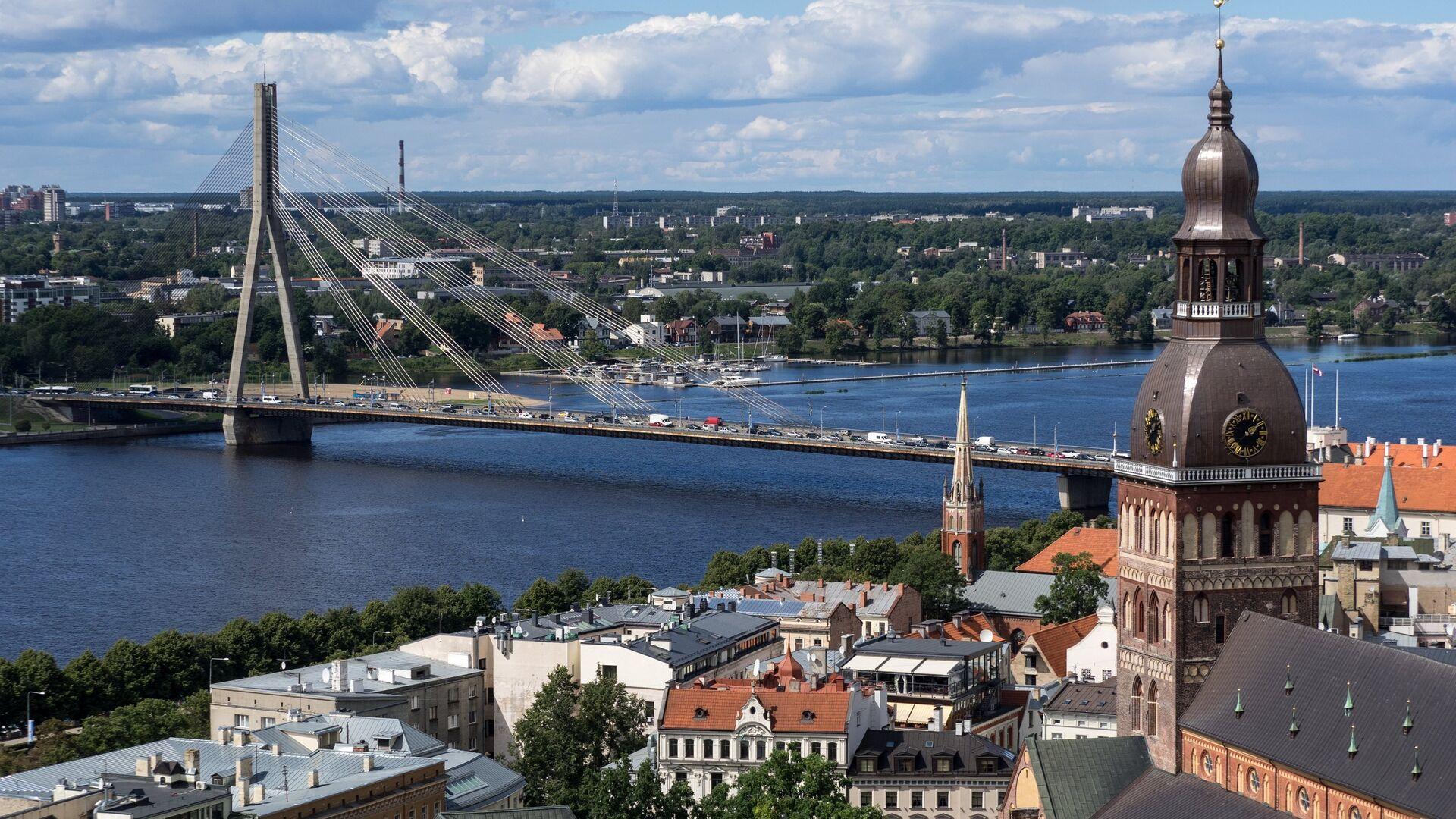 Cities of the world. Riga - Sputnik International, 1920, 12.09.2021